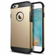 iPhone 6S, 6 Case , Spigen Tough Armor Shockproof Cover - Champagne Gold