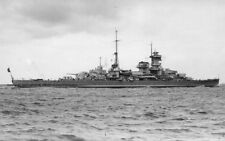 GERMAN HEAVY CRUISER ADMIRAL HIPPER - NAME SHIP OF HER CLASS - KRIEGSMARINE WWII
