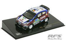 Ford Fiesta RS WRC - Neuville / Gilsoul - Rallye Mexico 2013 - 1:43 RAM 535