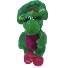 """Vintage Baby Bop Plush 1992 Barney And Friends Dinosaur The Lyons Group 16"""""""