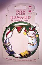Yankee Candle Illuma Lid - Christmas At the Circus - VINTAGE