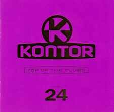 KONTOR - TOP OF THE CLUBS VOL. 24 / 2 CD-SET - TOP-ZUSTAND