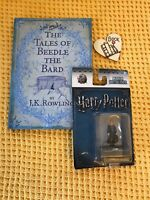 FIRST EDITION FIRST PRINT, The Tales of Beedle the Bard,  + HERMOINE GRANGER TOY