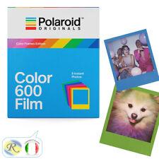 Polaroid Pellicole one step i-type serie 600 istantanea Color Frame Color imp...