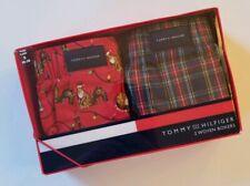 Tommy Hilfiger Underwear Boxer Short Gift Set Small 28-30 Plaid