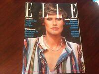 Rivista Magazine Elle France 27 Mai 1974 N.1484 Rose Kennedy Al Pacino