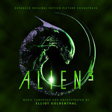 ALIEN 3 Elliot Goldenthal 2-CD Expanded Soundtrack Score LA-LA LAND Ltd Ed NEW!