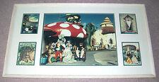 GIVE KIDS THE WORLD VILLAGE PHOTO COLLAGE VTG 80s-90s GKTW HELP INSPIRE CHILDREN
