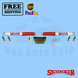 Steering Stabilizer Dual Kit Skyjacker for Ford Excursion 2000-2004 4WD