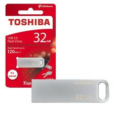 32GB Toshiba USB 3.0 Flash Drive Memory Stick - U364 32GB Metal