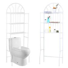 Waschmaschinenregal Toilettenregal Badregal Badezimmer Bad WC Teleskop Regal GD