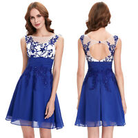 Short Mini Bridesmaid Formal Dress Prom Party Evening Ball Gown Cocktail Dresses