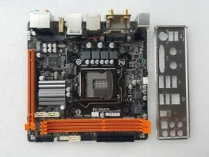 GIGABYTE B85N Phoenix WIFI Mini-ATX Motherboard DDR3 LGA 1150 Intel Z97 USB 3.0