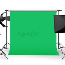 10x10ft Chromakey Green Screen Musselin Fotografie Fotostudio Hintergründe