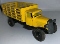 Old 25f Meccano Dinky Toys Die Cast Market Gardeners Wagon Lorry Truck Model Toy