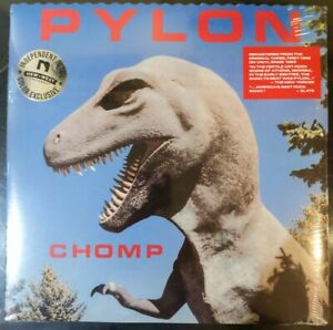 Chomp - Pylon Opaque Red Vinyl LP