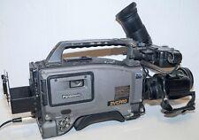 Panasonic AJ-D610WBP with Nikon S15X8.5B1-EMS-20 Lens and V mount battery #5