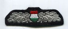 Hungarian Peoples Army Field NCO Branch Insignia Patch Badge Bullion Communist