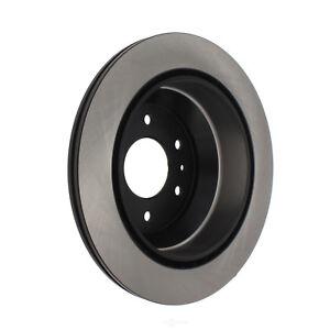 Disc Brake Rotor-Premium Disc - Preferred Rear Centric 120.66052