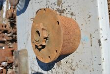 Cushman 4 HP Vertical Model C Cast Iron Clutch Belt Pulley Hit Miss Gas Engine