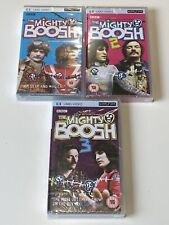The Mighty Boosh: Series 1 - 3 New UMD TV Show  PSP Will Ship Worldwide Region 2