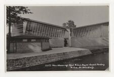 New Weaving Shed, Wilton Royal Caprpet Factory RP Postcard, B319