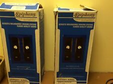 Epiphany Model H3 Tower Speakers (x2)