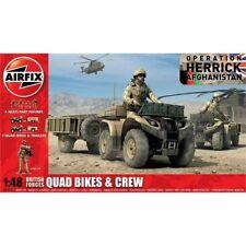 Militärmodelle aus Plastik im Maßstab 1:48