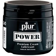 PJUR POWER CREMA LUBRICANTE PERSONAL 500 ML QUALITY EROTIC LUBRICANT OIL FROM SP