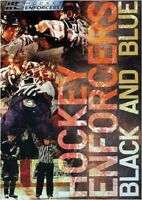 Hockey Enforcers - Black And Blue New Dvd