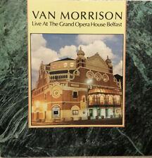Morrison, Van : Live at the Grand Opera House Belfast CD