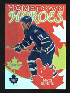 2002-03 O-Pee-Chee Hometown Heroes Inserts #1-20 Complete, Finish Your Set Pick