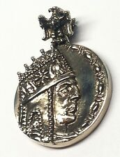 "Tigrani ""Tigran The Great"" Silver Pendant"