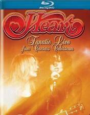 Heart: Fanatic Live from Caesars Colosseum (Blu-ray Disc, 2014)