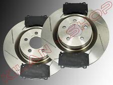 2 Bremsscheiben Keramik Bremsklötze vorne Dodge Charger Magnum SRT8 2006-2014