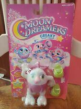 Vintage Hasbro moondreamers moc 1986 Creaky Sleep Creep - Glow In The Dark Doll