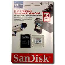 SanDisk 64GB High Endurance microSD Card