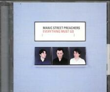 CD ALBUM 12 TITRES--MANIC STREET PREACHERS--EVERYTHING MUST GO--1996