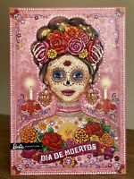 2020 Barbie Dia De Los Muertos (Day of the Dead) Doll *IN HAND* W/ Mattel Box
