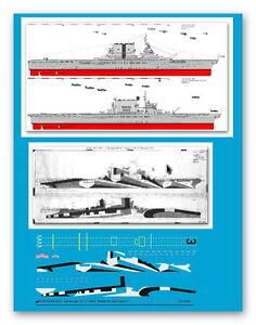 Peddinghaus 1/1250 ep 3284 USS Träger Saratoga CV 3 1943