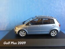 VW VOLKSWAGEN GOLF VI 6 + PLUS 2009 TSI SHARK BLUE METAL SCHUCO 1/43 5 DOORS