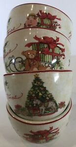 Susan Winget Merry Christmas Dinnerware Collection By CIC