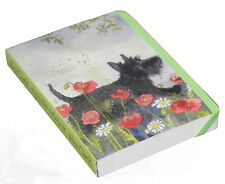 Scottish Terrier Scottie Dog Small Chunky Notebook 160 Lined Pages Perfect Gift