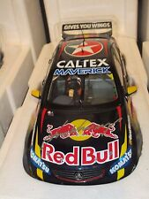 Jamie Whincup signed 2015 Holden VF Commodore 1:18 scale car + COA & Photo Proof
