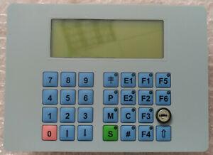 Kardex Tastatur Shuttle T3LCD80 T88 GS148 GS168 Kardex-Ident-Nr.1464049