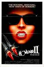 Howling 2 Poster 01 A2 Box Canvas Print