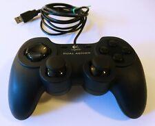 Logitech Dual Action Gamepad USB PC Controller (863227-0000 G-UD8)