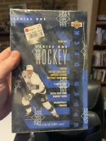 1993-1994 Upper Deck NHL Hockey Card Packs- Series One - NIB