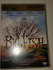 Big Fish [Dvd] New!