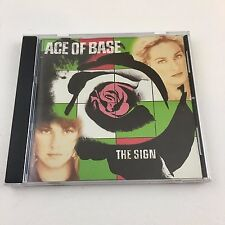 Ace Of Base The Sign Music CD R&B Soul Dance Pop 1993
